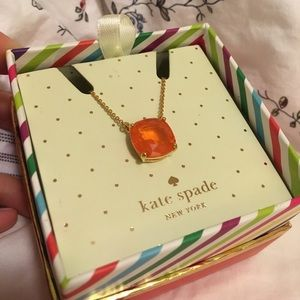 "Kate Spade ""Cause a Stir"" Necklace"